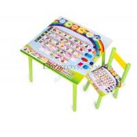 Детский столик Времена года 0057A ( 60×60)