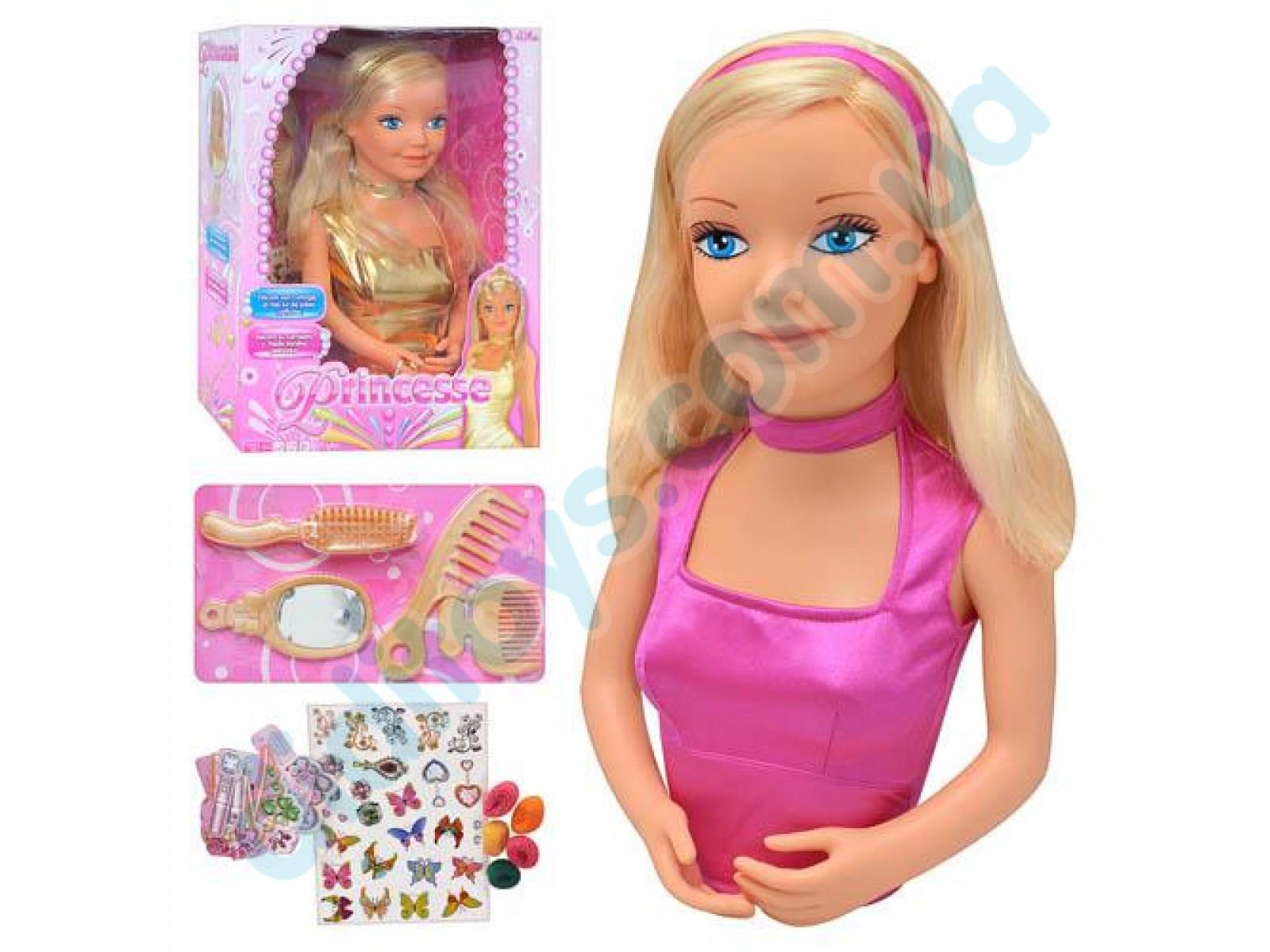 Бюст куклы для причесок и макияжа цена
