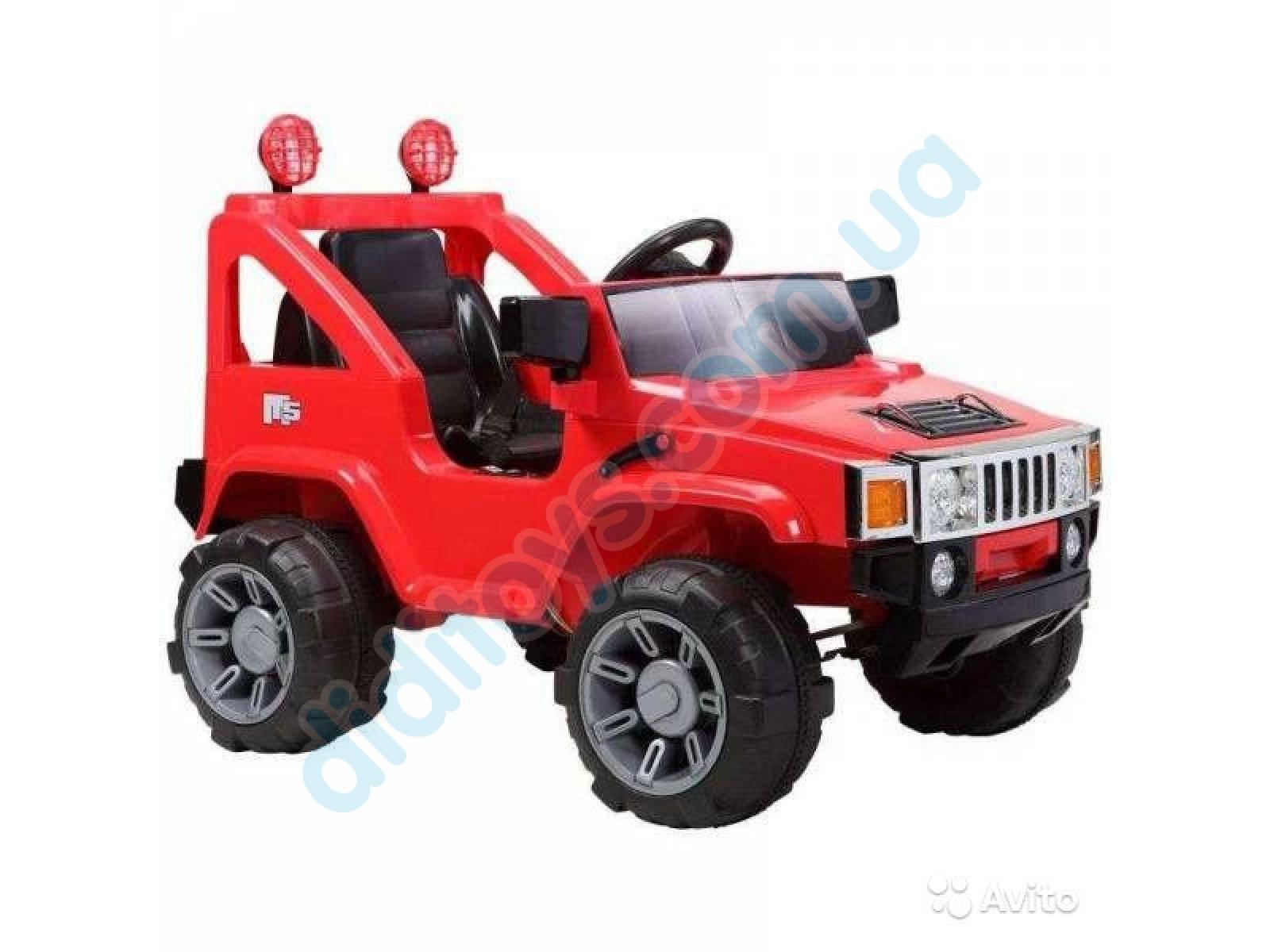 электромобиль tjago cross rover черный #4